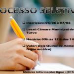 PROCESSO SELETIVO 01-2017