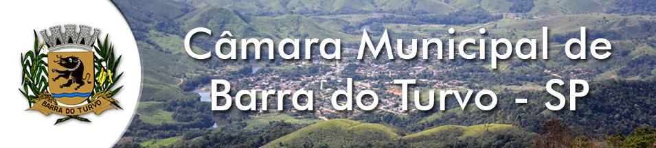 Câmara Municipal de Barra do Turvo – SP